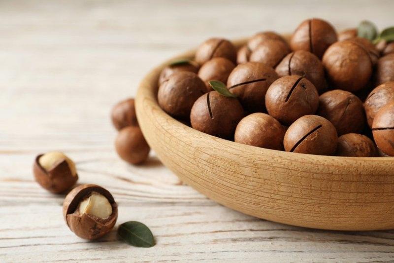 Hạt Macca có đến 12 giá trị dinh dưỡng tốt cho sức khỏe người sử dụng
