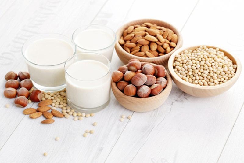 Sữa hạt là loại sữa được chế biến từ các loại hạt giàu chất dinh dưỡng