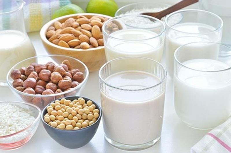 Nhóm hạt và một số nguyên tắc làm sữa hạt