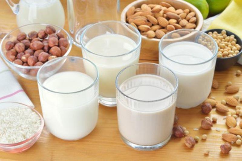 Sữa hạt phòng chống ung thư tốt
