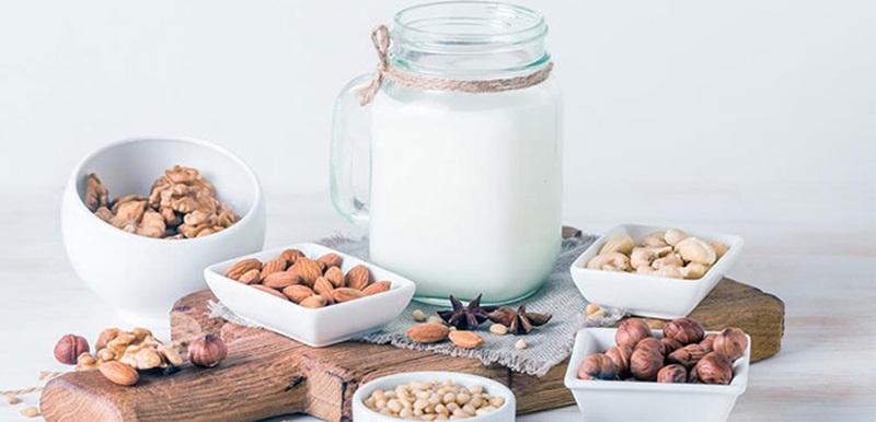 Sữa hạt cân bằng dinh dưỡng cho cả ngày sôi động