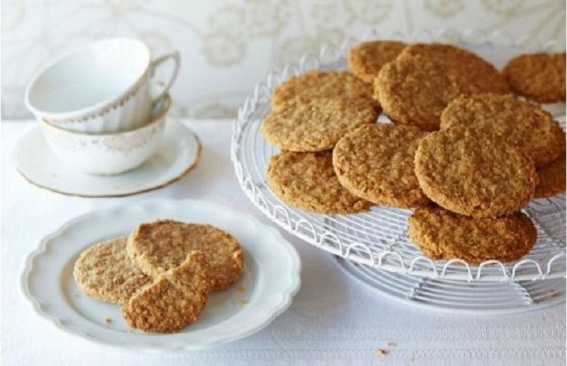 Cách làm bánh ăn kiêng giảm cân từ yến mạch