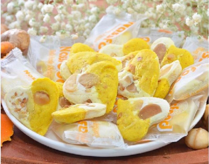 Bánh Macca Tumer hương vị thơm ngon, dinh dưỡng khỏe mạnh