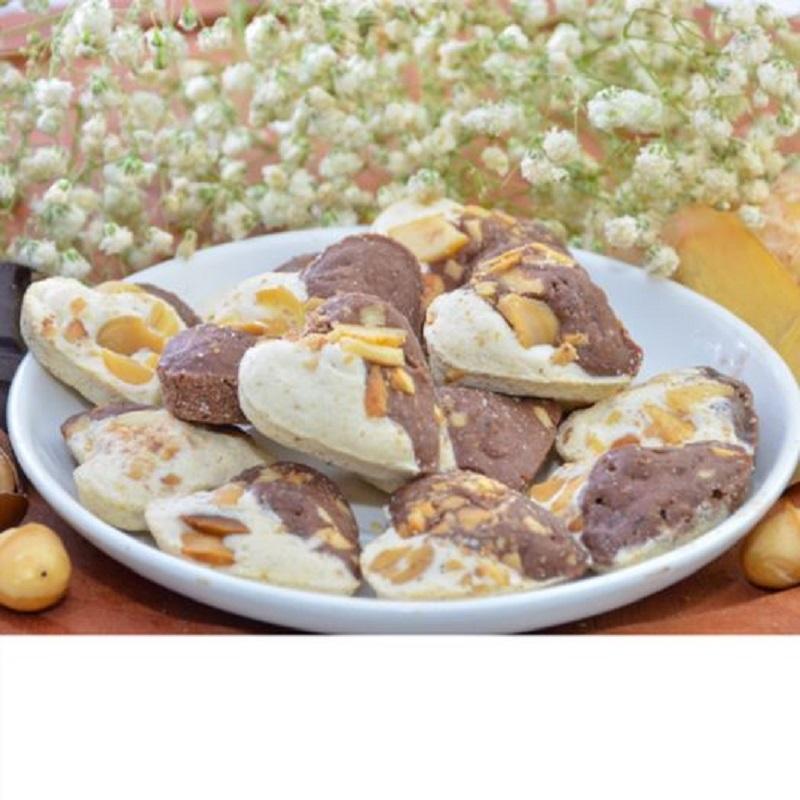 Bánh Macca Choco – Đồ ăn vặt lành mạnh cho bé