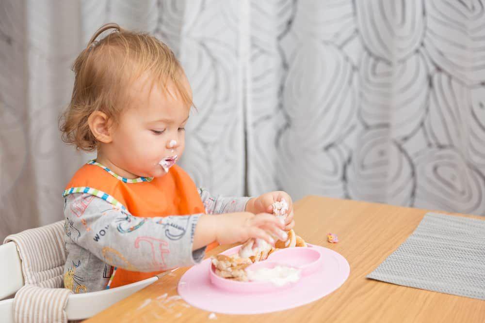 đồ ăn vặt lành mạnh cho bé