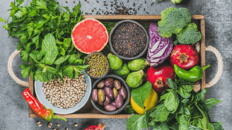 Eat clean chay - Protein còn được chứa nhiều trong các loại hạt đậu