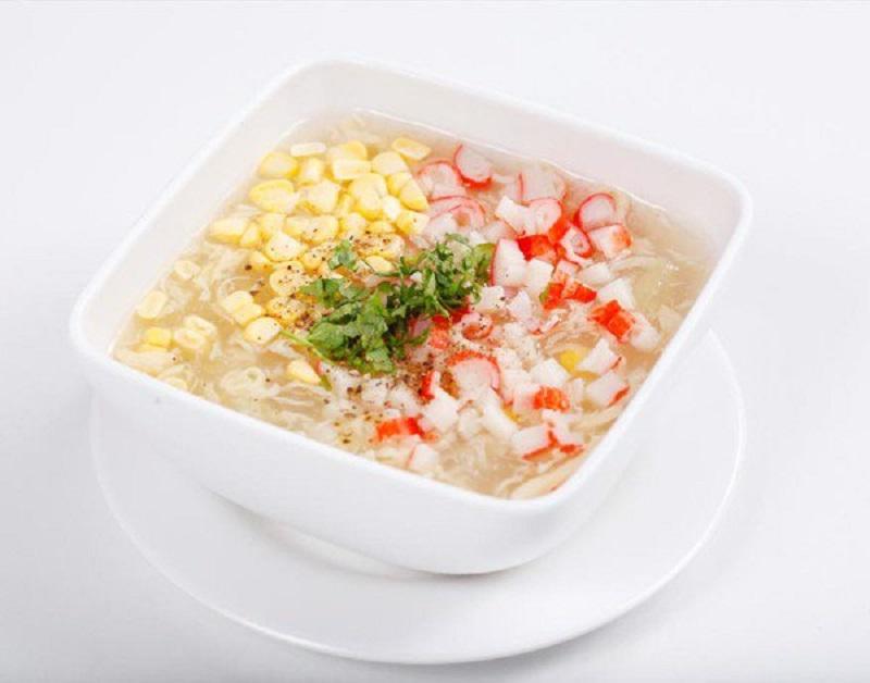 Súp Cua – Eat Clean kiểu Việt Nam