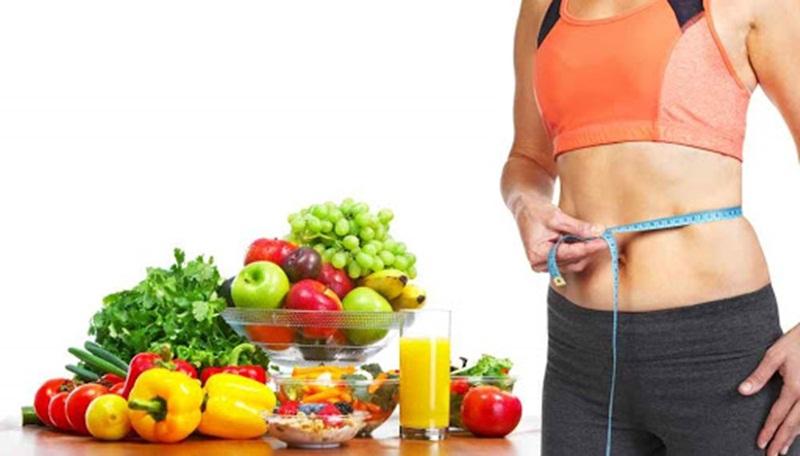 11 loại rau giảm cân nhanh đốt cháy mỡ bụng
