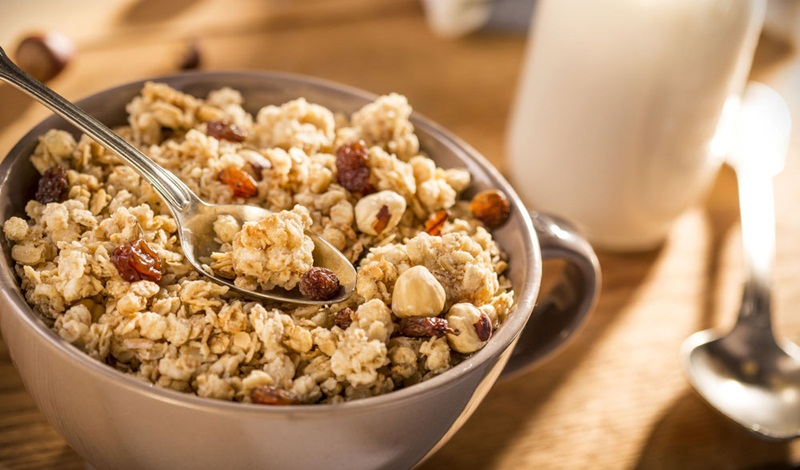 Cách dùng hạt granola giảm cân mà ít ai biết