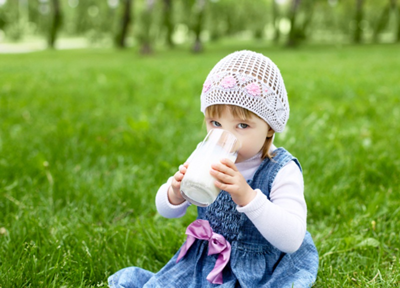 Sản phẩm thuần Organic có lợi cho sức khỏe của bé