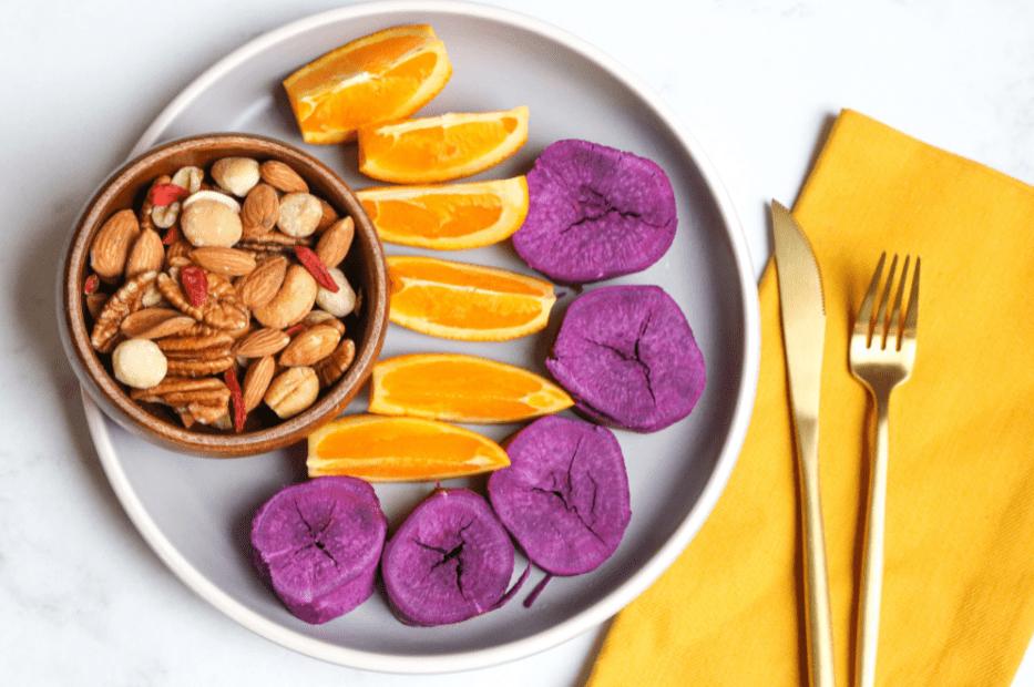 Nên ăn bao nhiêu khoai lang mỗi ngày để giảm cân?